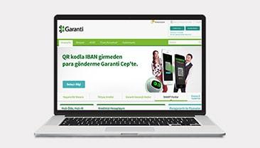 Garanti Internet Bankacılığı