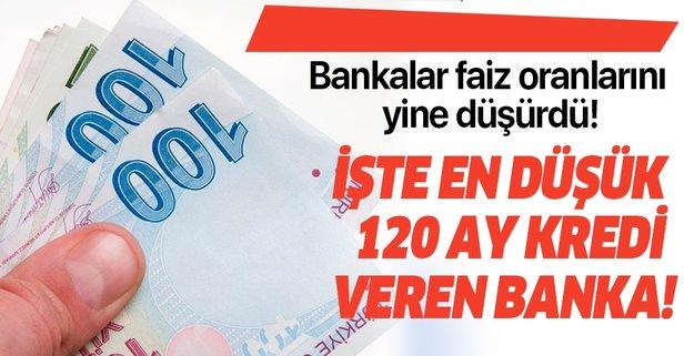 120 Ay Vadeli Konut Kredisi 2022